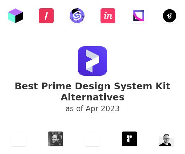 Best Prime Design System Kit Alternatives