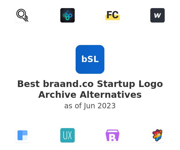 Best Startup Logo Archive Alternatives