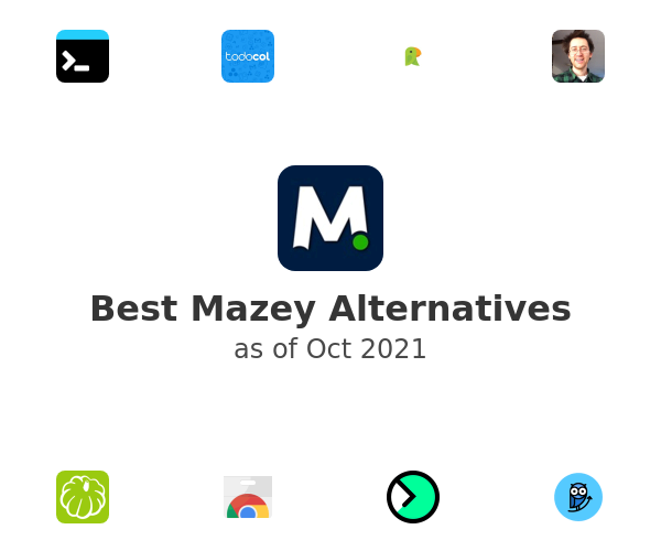 Best Mazey Alternatives