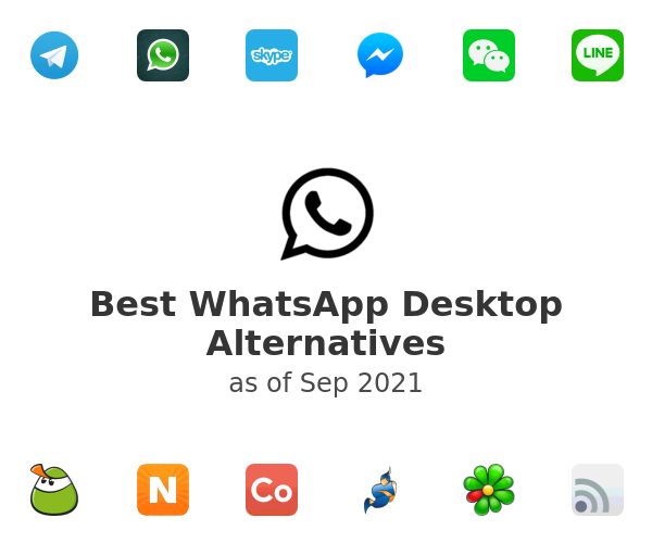Best WhatsApp Desktop Alternatives