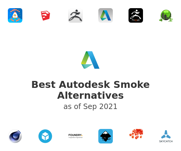 Best Autodesk Smoke Alternatives