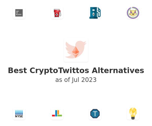 Best CryptoTwittos Alternatives