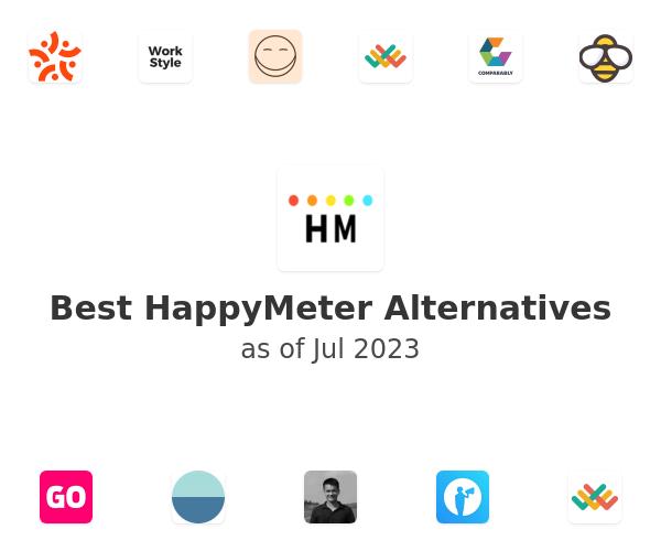 Best HappyMeter Alternatives