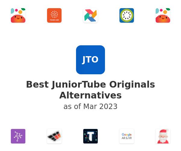 Best JuniorTube Originals Alternatives