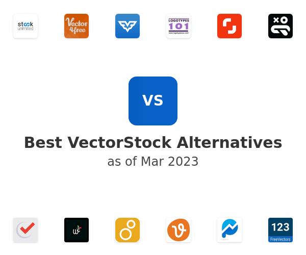 Best VectorStock Alternatives