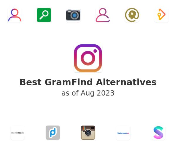 Best GramFind.com Alternatives