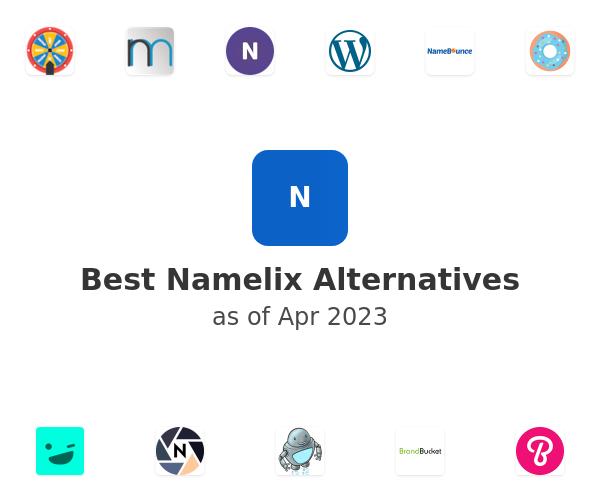 Best Namelix Alternatives