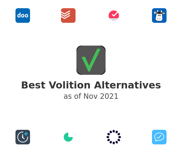 Best Volition Alternatives