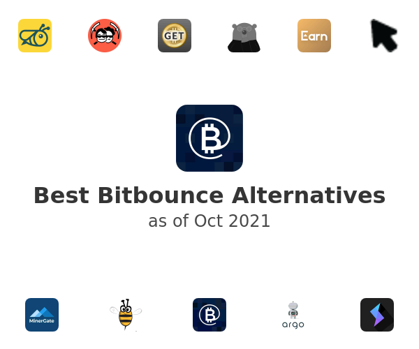 Best Bitbounce Alternatives