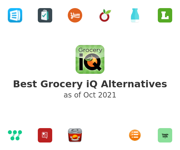 Best Grocery iQ Alternatives