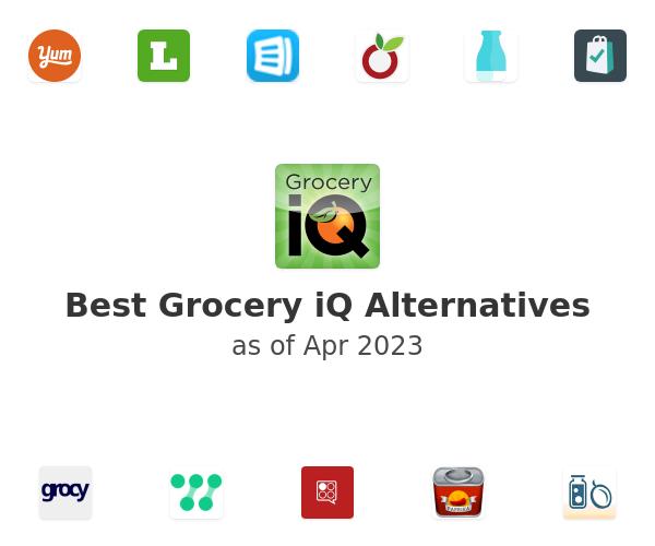 Best Grocery iQ Alternatives