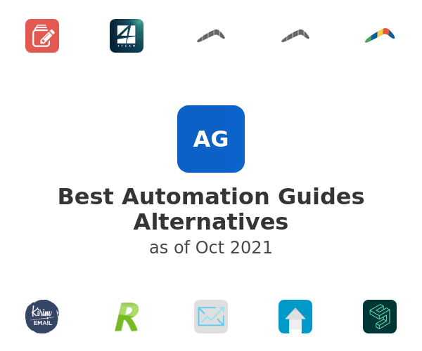 Best Automation Guides Alternatives