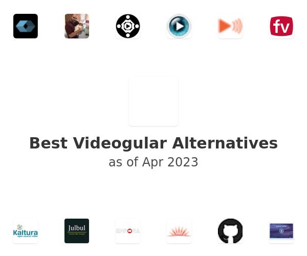 Best Videogular Alternatives