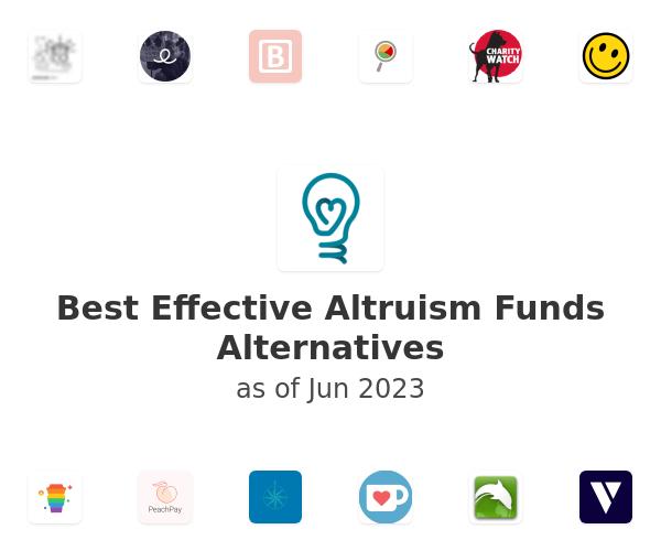 Best Effective Altruism Funds Alternatives