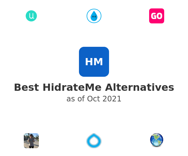 Best HidrateMe Alternatives