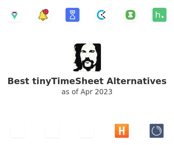Best tinyTimeSheet Alternatives
