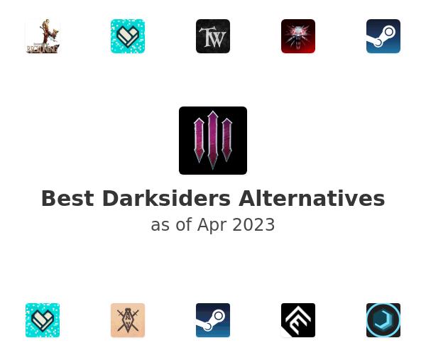 Best Darksiders Alternatives
