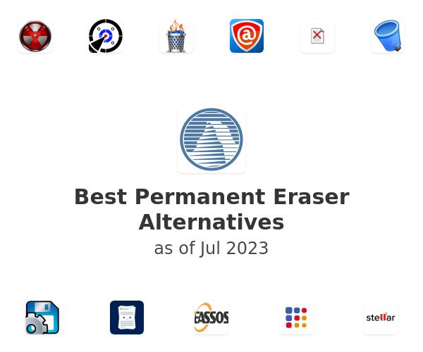 Best Permanent Eraser Alternatives