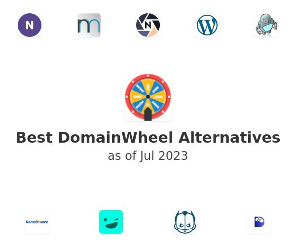 Best DomainWheel Alternatives