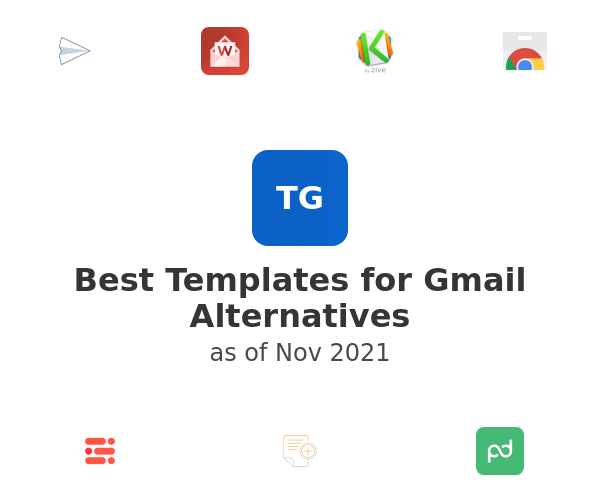 Best Templates for Gmail Alternatives