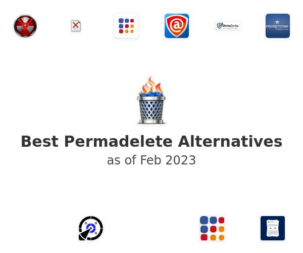 Best Permadelete Alternatives