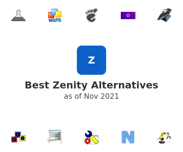 Best Zenity Alternatives
