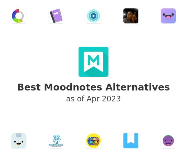 Best Moodnotes Alternatives