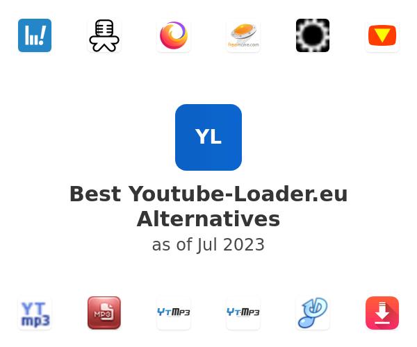 Best Youtube-Loader.eu Alternatives