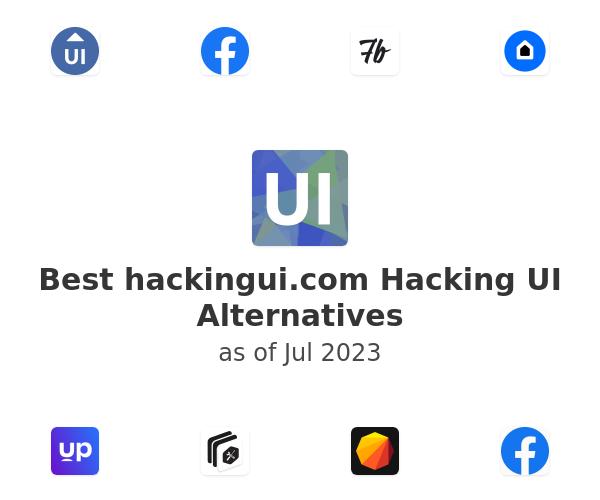 Best hackingui.com Hacking UI Alternatives