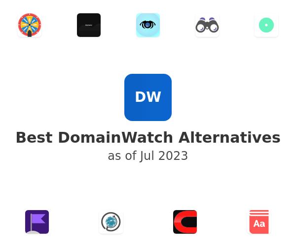 Best DomainWatch Alternatives