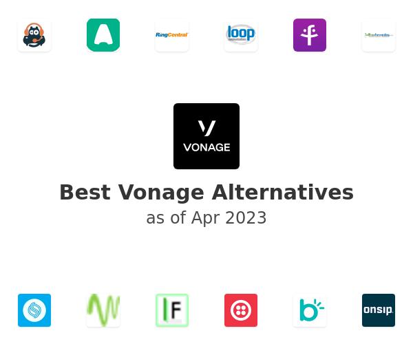 Best Vonage Alternatives