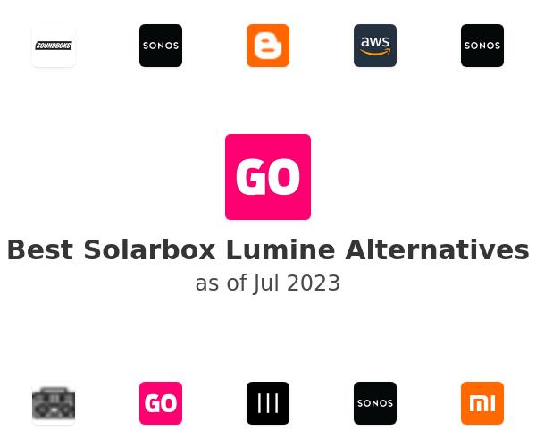 Best Solarbox Lumine Alternatives