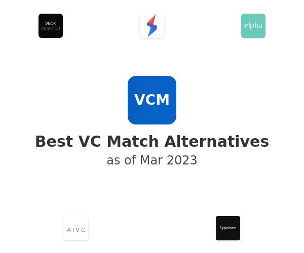 Best VC Match Alternatives