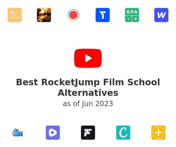 Best RocketJump Film School Alternatives