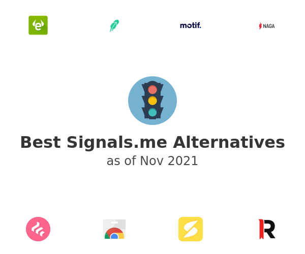 Best Signals.me Alternatives