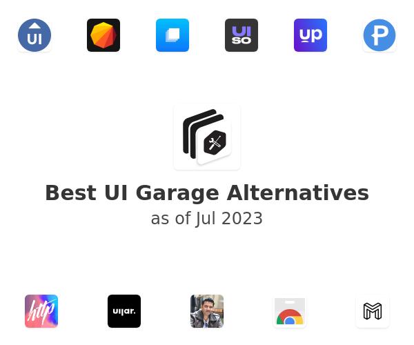 Best UI Garage Alternatives