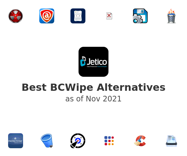 Best BCWipe Alternatives