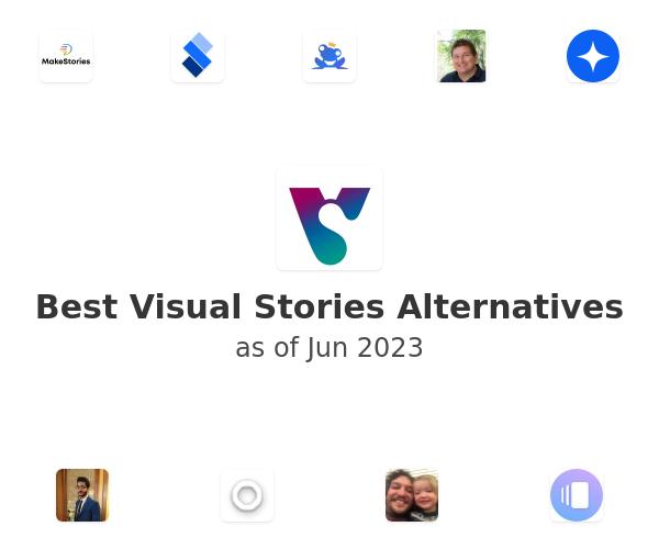 Best Visual Stories Alternatives