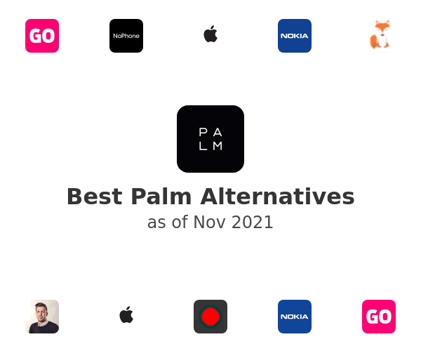 Best Palm Alternatives