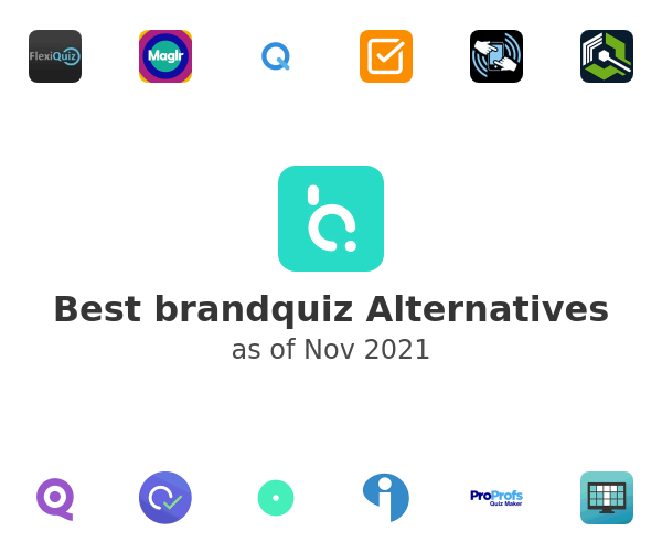 Best brandquiz Alternatives