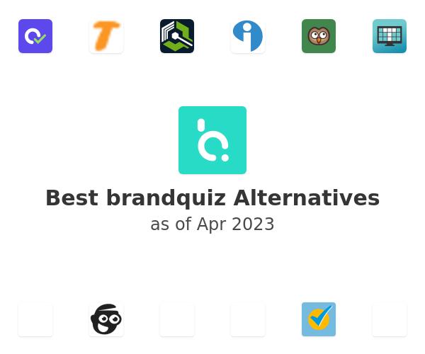 Best brandquiz Alternatives
