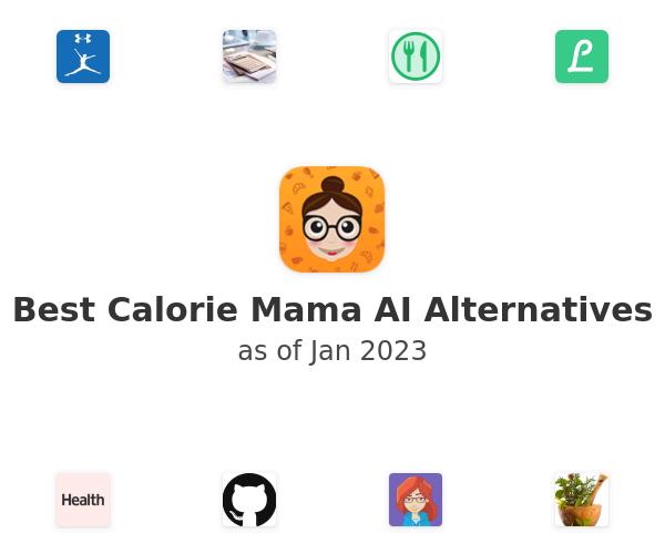 Best Calorie Mama AI Alternatives