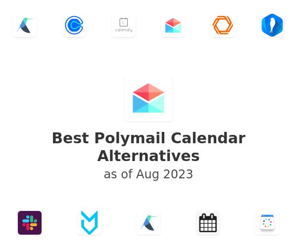Best Polymail Calendar Alternatives