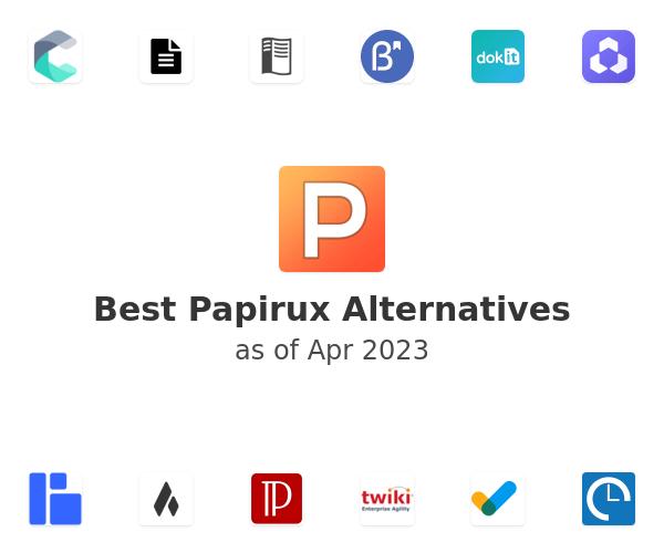 Best Papirux Alternatives