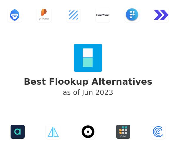 Best Flookup Alternatives