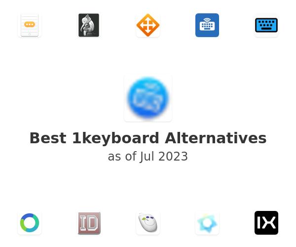 Best 1keyboard Alternatives