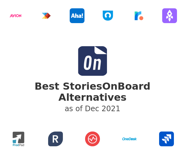 Best StoriesOnBoard Alternatives