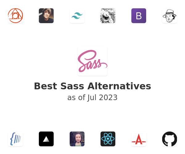 Best Sass Alternatives