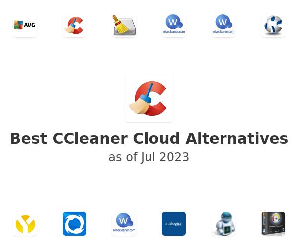 Best CCleaner Cloud Alternatives