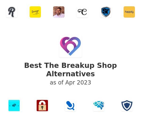 Best The Breakup Shop Alternatives